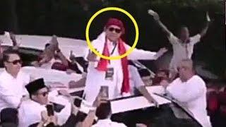 "Video Tarian ""Kardus Dance"" ketika Prabowo diarak pawai setelah dipastikan jadi capres lagi MP3, 3GP, MP4, WEBM, AVI, FLV Agustus 2018"