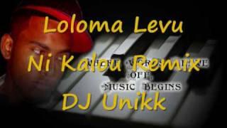 FIJI GOSPEL REMIX-LOLOMA LEVU NI KALOU(Bridegroom Singers)---- RMXX_dJ UnNIKk