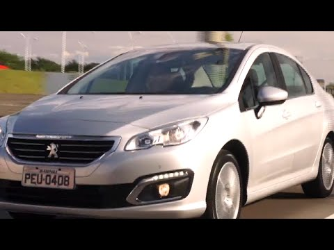 Peugeot lança no Brasil o 408