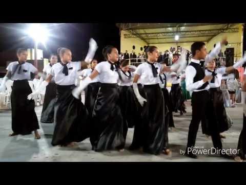 Abertura da festa Comadema em Magalhaes de Almeida