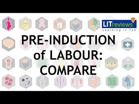 Pre induction of Labour Comparing Dinoprostone Vaginal Insert To Repeated Prostaglandin Administrati