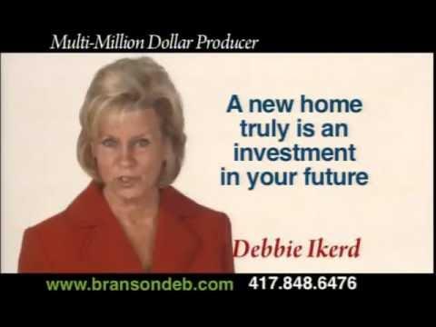 THE PET FRIENDLY REALTOR OF SOUTHWEST MISSOURI Debbie Ikerd From Murney in Springfield, MO.
