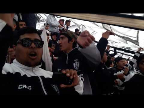 Central Córdoba VS Aldosivi Copa Argentina 2017 [Recibimiento Copando Caseros] - La Barra del Oeste - Central Córdoba