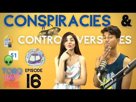 Conspiracies & Controversies   Torq & Fire Podcast Ep. 16
