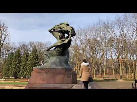 اكتشف مدينة وارسو العاصمة البولندية ؟؟؟ WARSOW POLAND POLONGE §!!!!!!