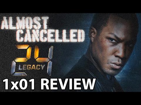 24 Legacy Season 1 Episode 1 '12:00 p.m. to 1:00 p.m.' Review