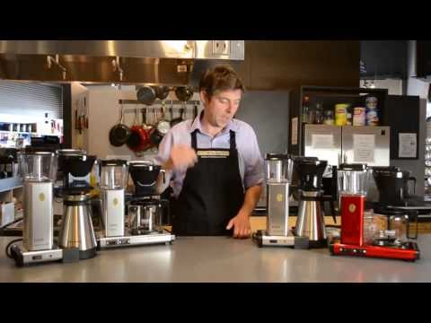 Technivorm Moccamaster Coffee Maker Comparison