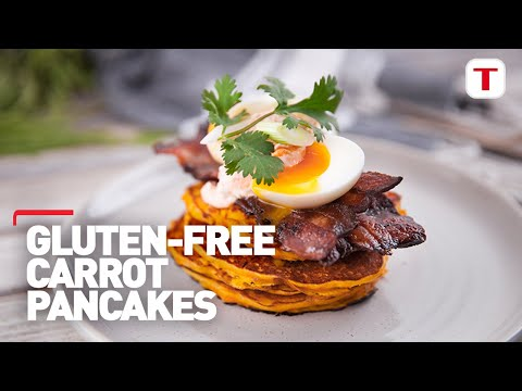 Everyday Gourmet With Justine Schofield - Gluten Free Carrot Pancakes With Tefal Cuisine Companion