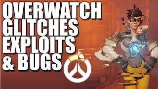 These are some Overwatch bugs that have been reported on the forums. Overwatch glitches, overwatch exploits, overwatch hidden ledges. What would you call these things? haha I wasn't sure so you get a super long title.-Overwatch Battles: https://www.youtube.com/watch?v=3jHywyq9lrg&list=PL8Eh2eCoqtdfHDRaZM1zaqqLZ4bM8XkeP&index=1Credit to members of the Overwatch Forums for the finds:-VsAcesoVer-Traekellion-SzodAs always the capture is 1080p, 60FPS, and Lossless, on Max Settings-----------------------------------------------------------------------------------------------------------►►Where To Find Me◄◄-Twitter: http://twitter.com/thejustinflynn-Twitch: http://twitch.tv/thejustinflynn-Subscribe on YouTube: http://www.youtube.com/subscription_center?add_user=thejustinflynn