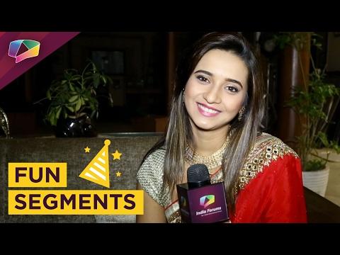 Shivani Surve shares her Slam Book