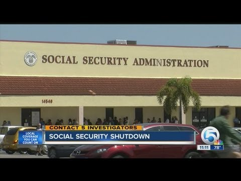 Shutdown - Dan Krauth reports.