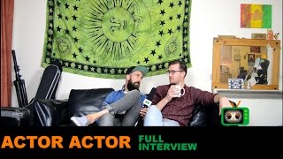 "Actor actor drops EP titled ""Twisted Wrecks"" 