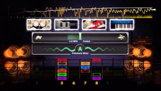 """Find out more about Rocksmith 2014's new revolutionary feature """"Session Mode"""" with Nicholas Bonardi lead audio designer."""
