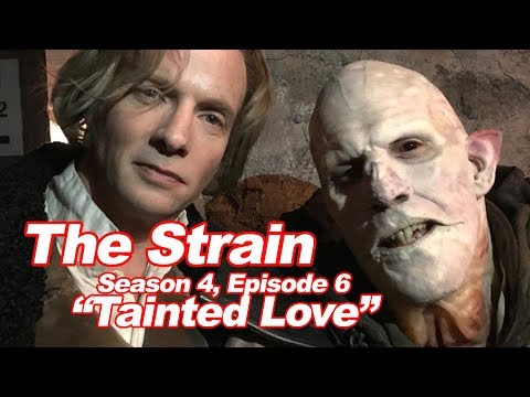 """The Strain: Season 4, Episode 6: """"Tainted Love"""" - Got Your Milk podcast"""