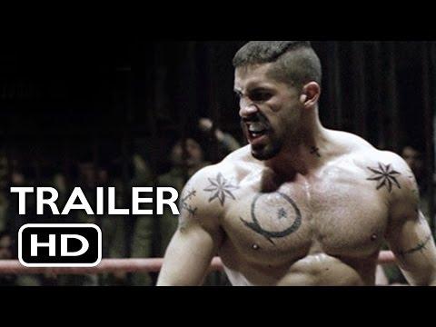 Boyka: Undisputed 4 Official Trailer #1 (2017) Scott Adkins Action Movie HD