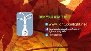 Promo: Yasmin Mogahed Ilm Tour to the East 2014