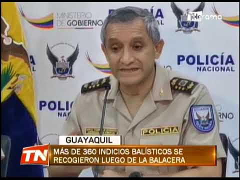 Guerra entre Los Choneros y Los Lagartos inició motín en la cárcel