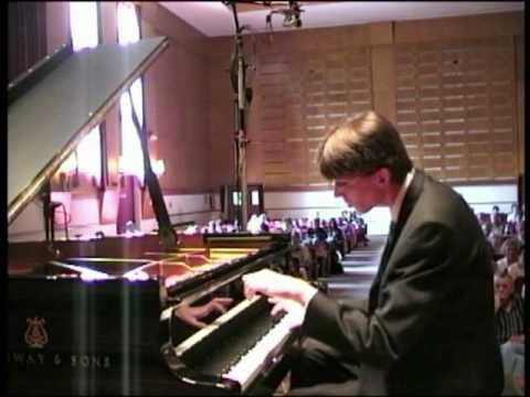 Brahms - Variazioni su un tema di Schumann op. 9 (Lorenzo Cossi) part1