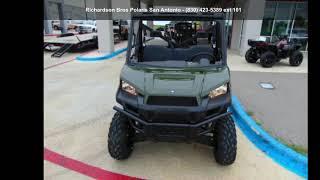 8. 2019 Polaris® RANGER XP® 900 Sage Green
