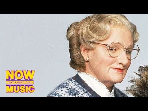 Robin Williams Is Mrs Doubtfire | NOW! 1993