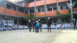 Video JumpStyle - Shuffle - DougieStyle Dance || ASDC @11maretschool MP3, 3GP, MP4, WEBM, AVI, FLV Juli 2018