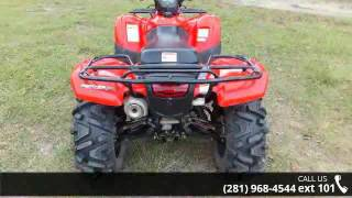 10. 2014 Honda FourTrax® Rancher® AT IRS EPS Utility - K's ...