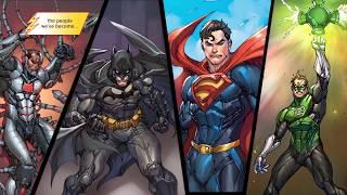 Анонсирован мультиплеерный экшн DC Unchained