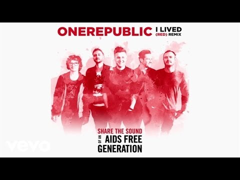 OneRepublic – I Lived (RED) Remix (Lyric Video)