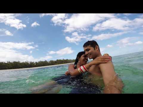 Mauritius| Honeymoon | 2016| Go Pro Hero 4|