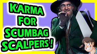 Video 5 Times Scalpers Totally Screwed Themselves Over   Fact Hunt MP3, 3GP, MP4, WEBM, AVI, FLV Agustus 2018