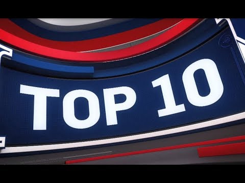 Top 10 Plays of the Night: November 20, 2017 (видео)