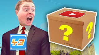 So YouTube sent us a Mystery Box for us to open! I decided to vlog the opening and share it with you guys!If you want to become a Team 43 Member and be notified when I post a new video, MAKE SURE TO SUBSCRIBE!: https://goo.gl/M1F1GOMERCH.....https://represent.com/store/olli43Twitter......................►https://twitter.com/ollihullFacebook.................►http://facebook.com/olli43ytInstagram................►http://instagram.com/olli43ytWebsite....................►http://olli43.comSubreddit.................►http://reddit.com/r/olli43
