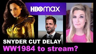 Wonder Woman 1984 stream on HBO Max? Snyder Cut by Beyond The Trailer