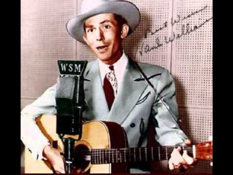 Hank Williams Sr - There's a Tear in My Beer