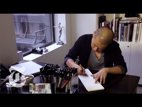 Jason Wu - Jason Wu chats with Vanessa Friedman about his evolution from a doll clothing designer working out of his living room to an established fashion designer with...