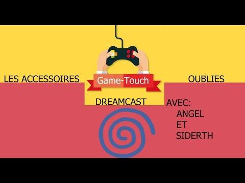 Les accessoires oubliés de la Dreamcast feat NekoAngelBwaaah