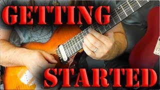 Video How To Start Playing Electric Guitar - Guitar Lesson MP3, 3GP, MP4, WEBM, AVI, FLV Juni 2018