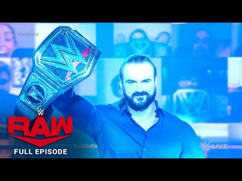 WWE Raw Full Episode, 24 August 2020