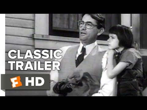 To Kill A Mockingbird - To Kill a Mockingbird Trailer - Directed by Robert Mulligan and starring Gregory Peck John Megna Frank Overton Rosemary Murphy and Ruth White. Based on Harpe...