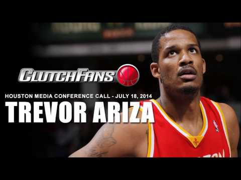 Conference Call with New Rocket Trevor Ariza - July 18, 2014