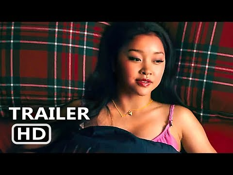 To All The Boys I've Loved Before Official Trailer (2018) Teen Comedy Netflix Movie HD