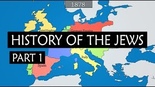 Video History of the Jews - summary from 750 BC to Israel-Palestine conflict MP3, 3GP, MP4, WEBM, AVI, FLV Juli 2019
