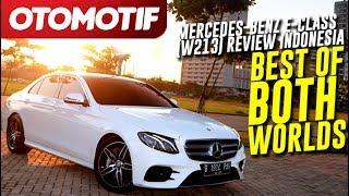Video Mercedes-Benz E-Class (W213) Review Indonesia - Ini Mercy yang Kalian Inginkan MP3, 3GP, MP4, WEBM, AVI, FLV Juni 2017