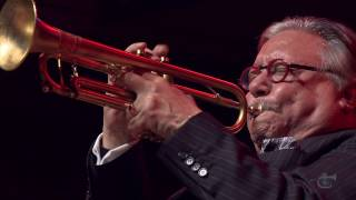 Video Arturo Sandoval plays FUNKY CHA-CHA at CancerBlows 2015 MP3, 3GP, MP4, WEBM, AVI, FLV Desember 2018