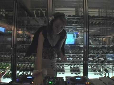 (FUJIN / RAIJIN) DJ/VJing vol.01 / PARTY X@XEX CLUB HOUSE Tokyo Japan