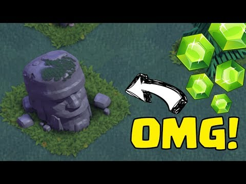 BARBARENSTATUE ENTFERNEN! || CLASH OF CLANS || Let's Play CoC [Deutsch/German]