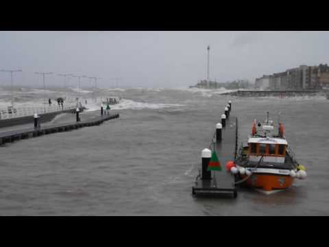 CPM - Redi-Rock Rhyl Harbour Storms