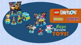 Nyjah and Kaleif got Lego Dimensions for Christmas.  Check out the unboxing of the Back to the Future level pack & Scooby Doo team pack with gameplay of the whole Back to the Future level.