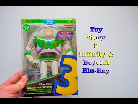 Toy  Story 3 Infinity & Beyond Edition Blu-Ray Review