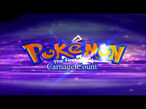 Pokémon: The First Movie (1999) Carnage Count